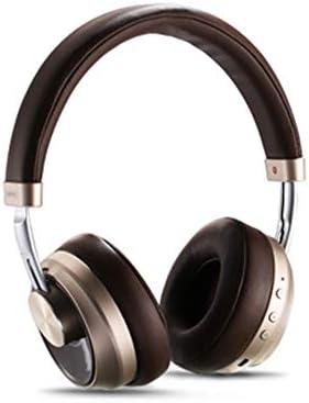 Auriculares estéreo inalámbricos Bluetooth para teléfono Celular, PC, TV, PC, Suaves Orejeras y Peso Ligero para prolongar: Amazon.es: Electrónica