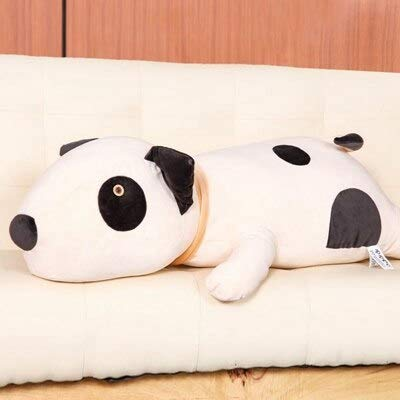 Stuffed Plush Animals | Big Lying Sleeping Dog Pillow Toy | Soft Stuffed S Toys Dog for Kids Gift Decoration (90cm | 35inch)