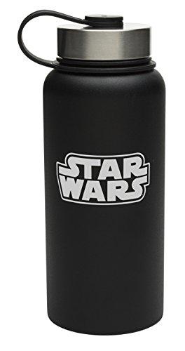 Zak Designs Star Wars 32 oz. Stainless Steel Water Bottle, S