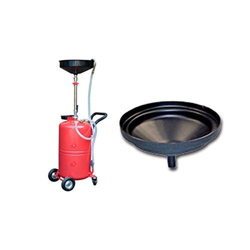 Poly Funnel and Tuxedo 24-Gallon Self Evacuating Oil (Self Evacuating Oil Drain)