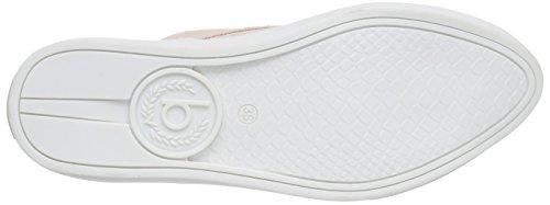 Bugatti V66016n Damen Sneakers Pink (rosé 350)