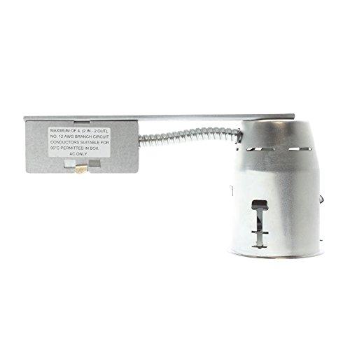 (Capri Lighting 3ARR Remodel Recessed Housing, GU-10 MR16, 120V, 3-Inch)