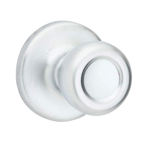(Kwikset 604T-26D Tylo Signature Series Interior Single Cylinder Handleset Trim Satin Chrome Finish)