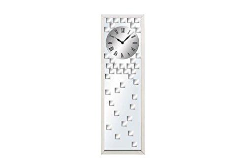 Deco 79 Ss' Glass MIR Clock , 13