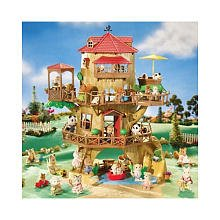 Calico Critters Country Tree House from Calico Critters