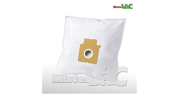 10 x – Bolsa para aspiradora Panasonic MC de E7001: Amazon.es: Hogar