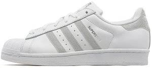 adidas superstar silver glitter amazon