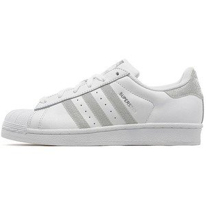 adidas superstar bianca glitter stripes