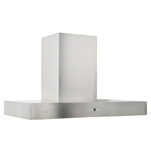 CAVALIERE AP238-PSZ-42 Wall Mounted Stainless Steel Kitchen Range Hood, 860 CFM, 42'' by CAVALIERE (Image #1)