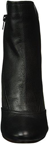 Chie Mihara Feishung, Zapatillas de Estar por Casa para Mujer Negro - Schwarz (gloria negro-ante grafito)