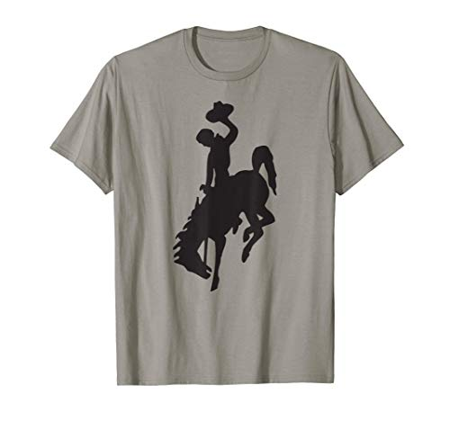 Bucking Bronco Cowboy Horse Gift Tee