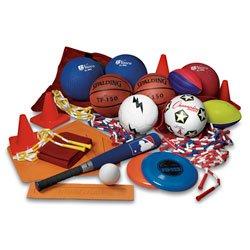 Nasco Elementary Classroom Playground Kit - Elementary Education Education Program - EL11109