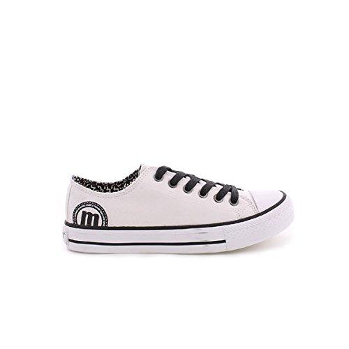 Mtng Fille Bamba - Chaussures De Sport Unisexe, Couleur Toile Gris, Taille 38