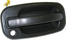 99-05 CHEVY CHEVROLET SILVERADO PICKUP FRONT DOOR HANDLE RH (PASSENGER SIDE) TRUCK, OUTER (1999 99 2000 00 2001 01 2002 02 2003 03 2004 04 2005 05) C462125 15034986 (Door Passenger Truck)
