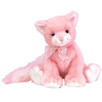 Ty Classic Glamour - Pink Cat by Ty
