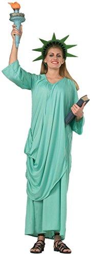 Statue of Liberty Costume - Standard - Dress Size 6-12 ()