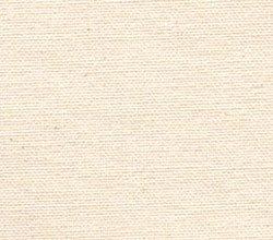 LA Linen 10 Ounce Fine Natural Unprimed Cotton Canvas 60