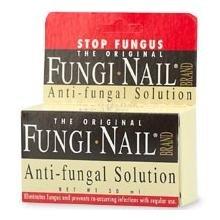 Les champignons des ongles Anti-fongique Solution - 1 fl oz