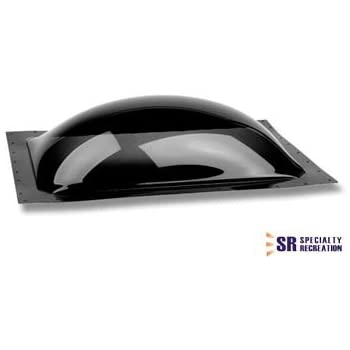 Sr Specialty Recreation 30 Inch x 30 Inch SL3030S Skylight Exterior 30X30 Smoked