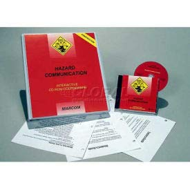 Hazard Communication In Construction Environments CD-Rom Course (C0001660ED)