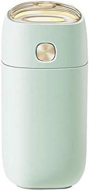 wqzsffgg Humidificador cilindrico, Mini purificador de Aire ...