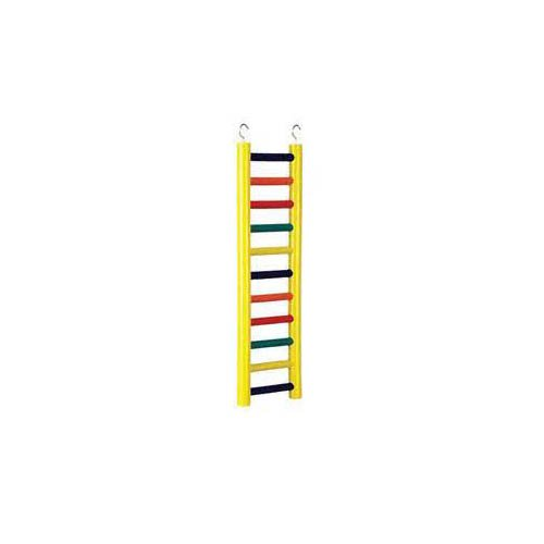 Ph Heavy Duty Hardwood Ladder 11 - rung,18""