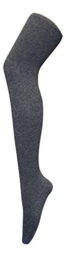 7b5f9960e9b7b Sock Snob Womens 80 Denier Opaque Coloured Winter Fashion Tights (XX-Large  137-