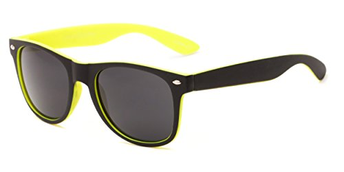 sunglass-warehouse-reserve-9520-black-yellow-frame-with-grey-lenses-unisex-retro-square-sunglasses