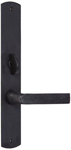 Lock Mortise Lever 2 (Baldwin Hardware 6940.102.ENTR Denver Lever Entrance Front Door)