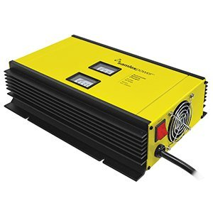 Samlex 40A Battery Charger - 24V - 2-Bank - 3-Stage w/Dip Switch & Lugs - Includes Temp Sensor