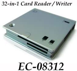 All In One Memory Card Reader