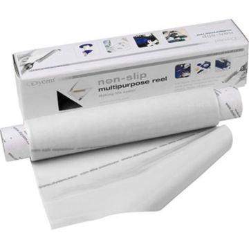 Kinsman Dycem Roll White 16'' x 10 yds