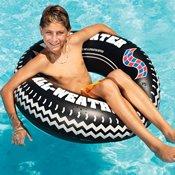 Swimline Inflatable Monster Tire Pool Tube