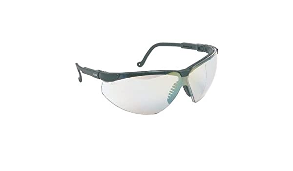 HONEYWELL UVEX S3304X Uvex Genesis Xc Safety Glasses With Black Frame And Gray
