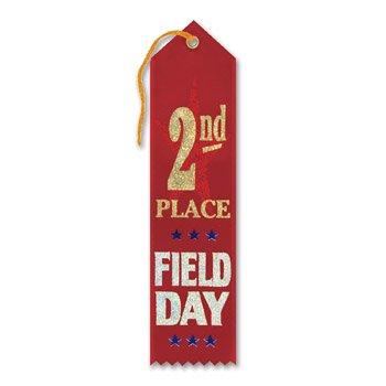 Field Day 2Nd Place Ribbon (Field Day Ribbon)