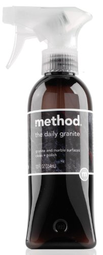 Method Home Care Products 00088 12 Oz Granite Spray Cleaner (1 pack)