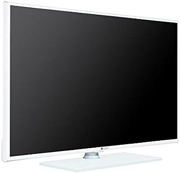 Nabo 32LV5850 - Televisor LED (80 cm), color blanco: Amazon.es: Electrónica