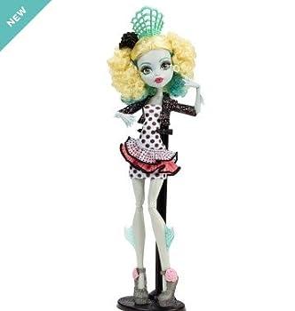 Monster High Monster Exchange Lagoona Blue Doll 3