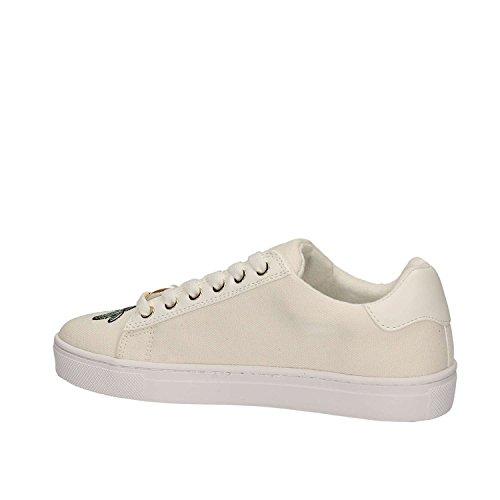 talla 40 Guess FLJAS2 36 FAB12 Zapatos Mujeres Blanco 36 FLJAS2 VANSKELIN a07991