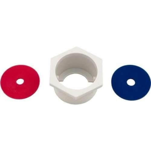 Polaris 380 280 180 Pool Cleaner UWF Restrictor Red/Blue Disk Kit Part 10-108-00 ()