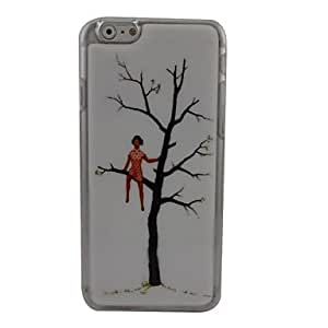 ZL The Trunk Plastic Hard Back Cover for iPhone 6
