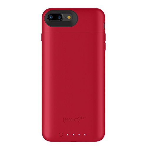 Mophie 3975_JPA-IP7P-PRD-I Ladehülle Juice Pack Air für Apple iPhone 7 Plus rot