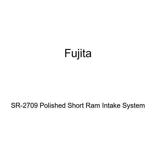 Fujita SR-2709 Polished Short Ram Intake System