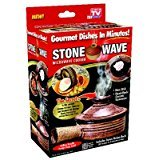 Telebrands Stone Wave Microwave Cooker(Pack of 2)