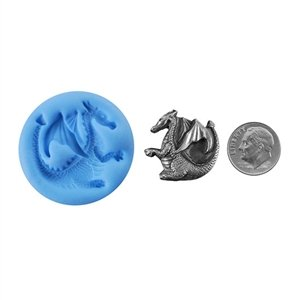 Cool Tools - Antique Mold - Pete's Dragon ANT-097