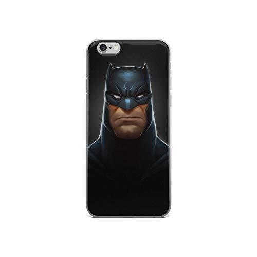 iPhone 6/6s Pure Anti-Shock Case Bat-Man Face]()
