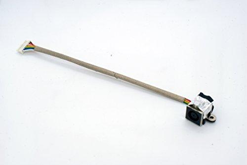 Rangale New Original OEM For DELL STUDIO 1535 1536 1537 1555 1557 1558 DC POWER JACK Cable Dell K324D Dell Dell Oem Studio
