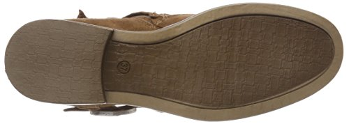 Mjus Ladies 884236-0101-6478 Slip Boots Oro (sabbia)