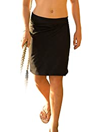 Length 2 - Quick Wrap Cover-up That Multitasks as The Perfect Travel/Summer Skirt