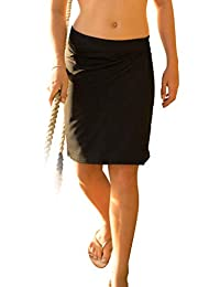 RipSkirt Hawaii Length 2 Quick Wrap Cover-ups and Multitasking Travel Skirts